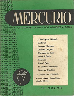 MERCURIO - OS MELHORES CONTOS DOS MELHORES