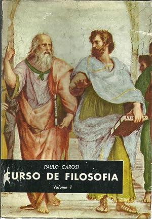 CURSO DE FILOSOFIA: CAROSI, Paulo