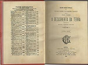 A DESCOBERTA DA TERRA: VERNE, Júlio (1828-1905)