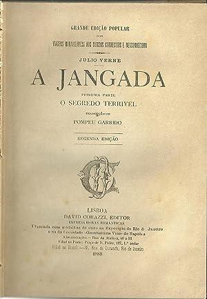 A JANGADA: Primeira parte - O Segredo: VERNE, Júlio (1828-1905)