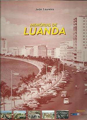 MEMÓRIAS DE LUANDA: LOUREIRO, João