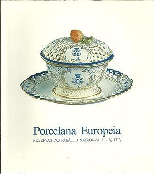 PORCELANA EUROPEIA: Reservas do Palácio Nacional da