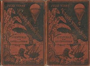 AVENTURAS DO CAPITÃO HATTERAS - I OS: VERNE, Julio (1828-1905)