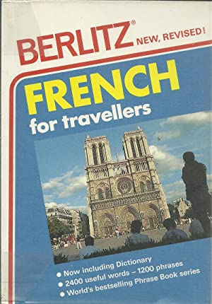 BERLITZ FRENCH FOR TRAVELLERS