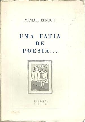 UMA FATIA DE POESIA: EHRLICH, Michael