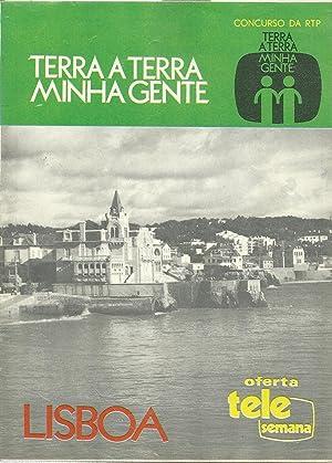 TERRA A TERRA MINHA GENTE - LISBOA