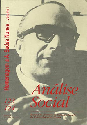 ANÁLISE SOCIAL, VOLUME XXVIII, Números 123-124: REVISTA