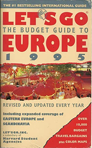 LET'S GO THE BUDGET GUIDE TO EUROPE 1995