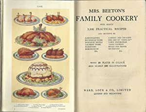 MRS BEETON'S FAMILY COOKERY