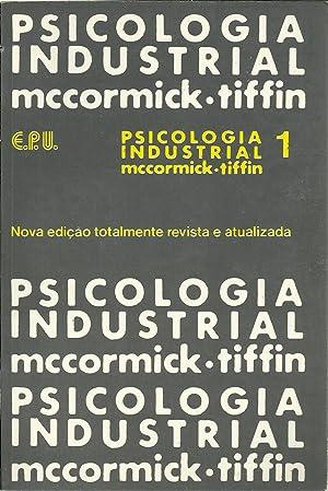 PSICOLOGIA INDUSTRIAL: McCORMICK & TIFFIN,