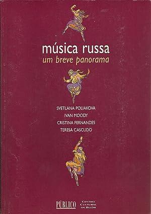 MÚSICA RUSSA: Um breve panorama: POLIAKOVA, Svetlana & MOODY, Ivan & FERNANDES, Cristina & ...