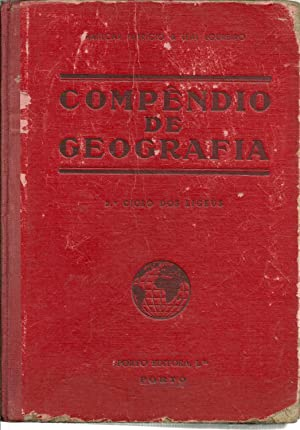 COMPÊNDIO DE GEOGRAFIA PARA O 2º CICLO: PATRÍCIO & LOUREIRO,