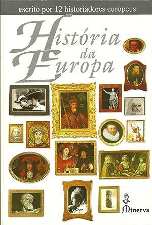 HISTÓRIA DA EUROPA: DELOUCHE, Fréderic (Coordenação)