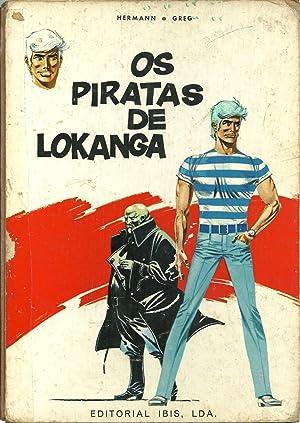 BERNARD PRINCE - OS PIRATAS DE LOKANGA: HERMAN E GREG
