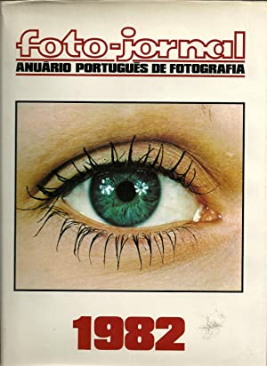 FOTO-JORNAL ANUÁRIO PORTUGUÊS DE FOTOGRAFIA 1982