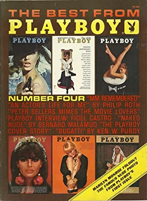 THE BEST FROM PLAYBOY. Number Four