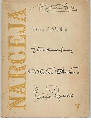 NARCEJA Antologia de Poesia: VV. AA.