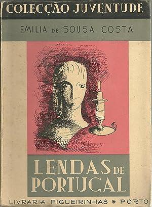 LENDAS DE PORTUGAL: COSTA, Emilia de