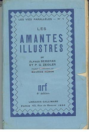 LES AMANTES ILLUSTRES: SEMERAN & ZEIDLER,