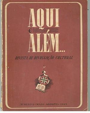 AQUI E ALÉM. Revists de Divulgação Cultural.: REVISTA