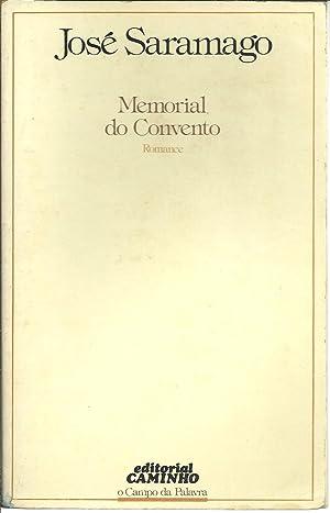 MEMORIAL DO CONVENTO: SARAMAGO, José (1922-2010)