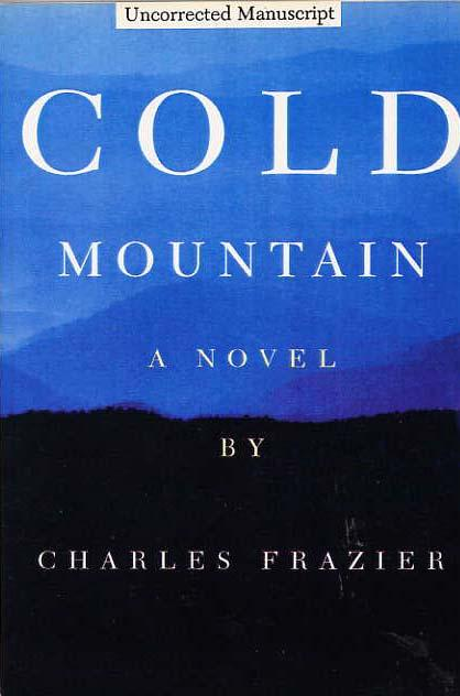 an analysis of ada and ruby in cold mountain by charlez frazier Find all available study guides and summaries for cold mountain by charles frazier cold mountain summary and analysis on cold mountain and to his love, ada.