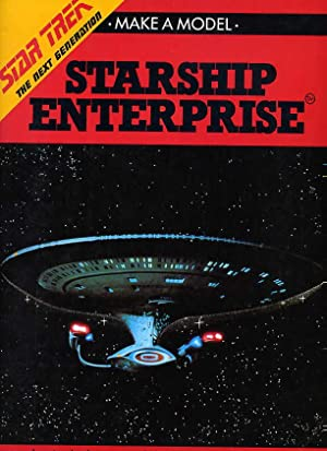 Make A Model. Starship Enterprise.