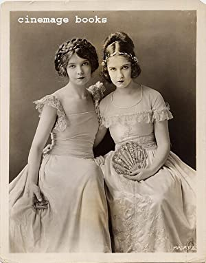 Original Portrait of Lillian and Dorothy Gish