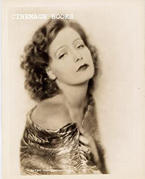 Original Greta Garbo Photograph