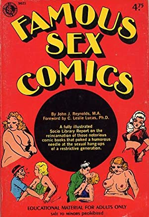 Famous Sex Comics: Reynolds, John J.