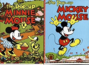 The Pop-Up Mickey Mouse & The Pop-Up Minnie Mouse