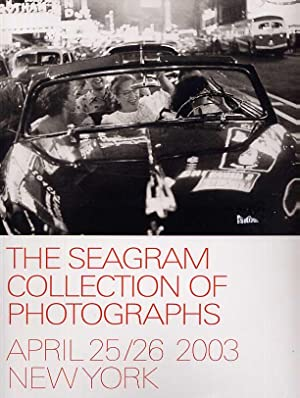 The Seagram Collection of Photographs