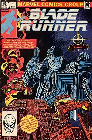 Blade Runner Comic Books