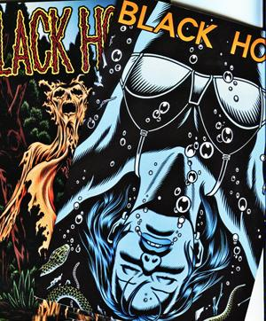 Black Hole. The Complete Rare 12 Issue Set.