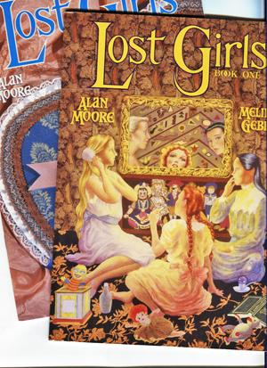 Lost Girls Book One & Book Two: Moore, Alan &