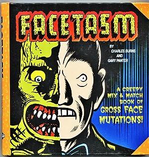 Facetasm. A Creepy Mix & Match Book: Burns, Charles and