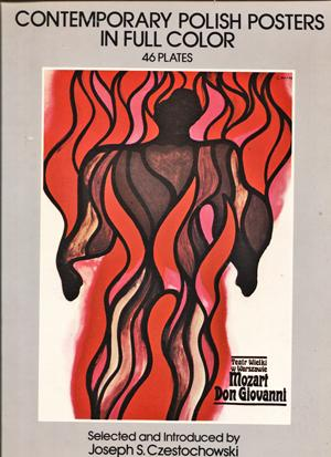 Contemporary Polish Posters in Full Color