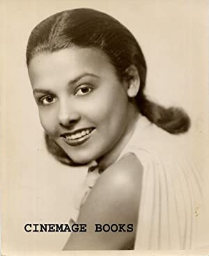 Very Young Portrait of Lena Horne: Horne, Lena