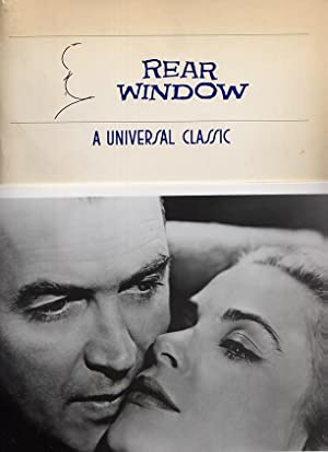 Rear Window 1983 Presskit