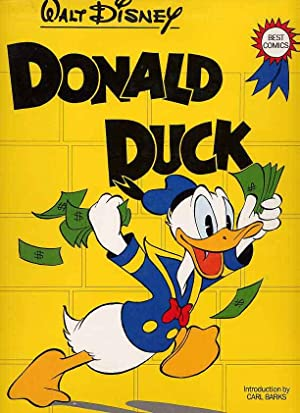 Walt Disney Donald Duck