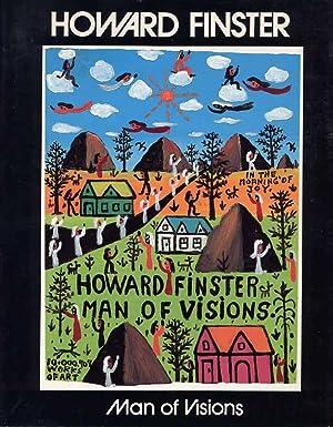 Howard Finster: Man of Visions: Finster, Howard
