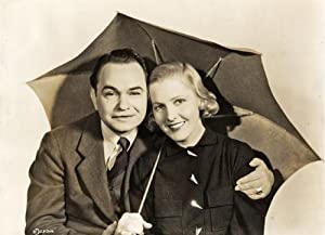 Original Publicity Still for The Whole Town's Talking