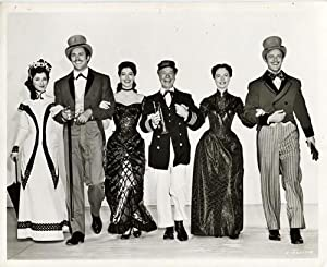 Original Publicity Cast Photo from Show Boat
