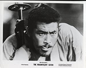 Early american Release Still for Seven Samurai (The Magnificent Seven)