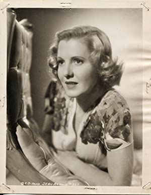 Original Vintage Portrait of Jean Arthur