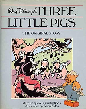 Three Little Pigs. The Original Story