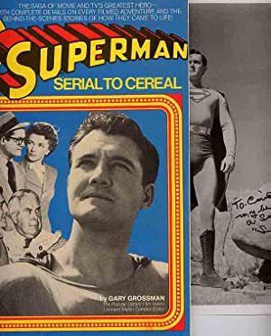 Superman Serial To Cereal.