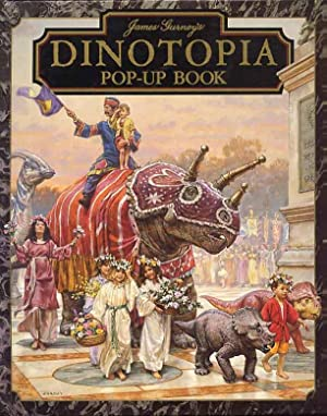 James Gurney's Dinotopia Pop-Up Book