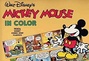 Walt Disney's Mickey Mouse In Color.
