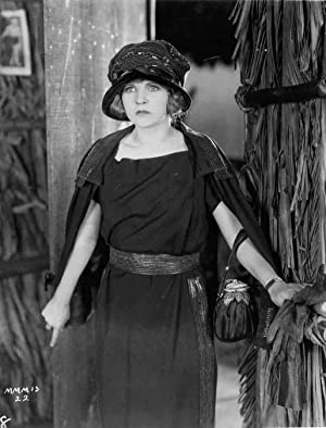 Mary Miles Minter Photo Portrait.